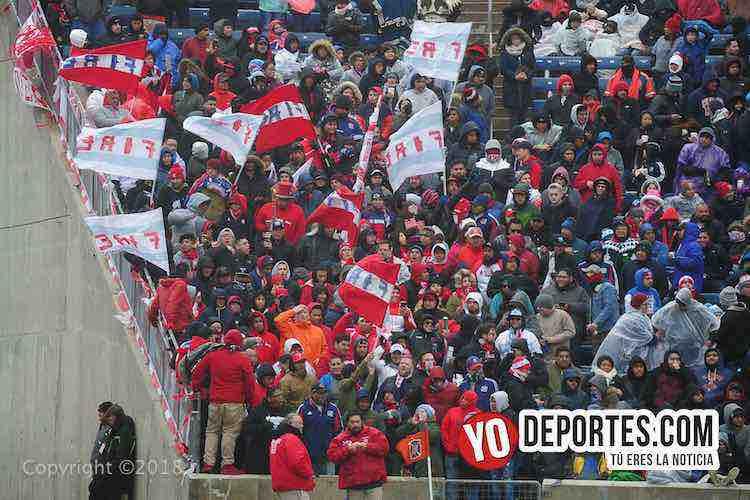 Sector Latino Porra-Chicago Fire-LA Galaxy Toyota Park