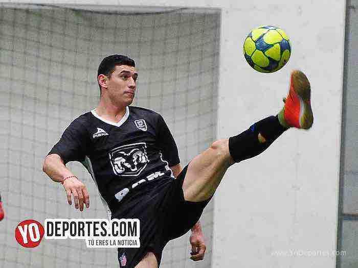 Southside-Fierro FC-Liga Teloloapan Indoor soccer