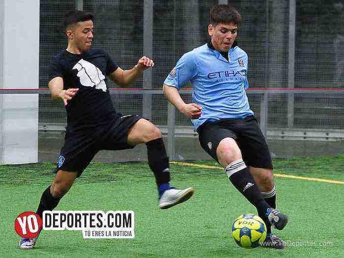 Southside-Fierro FC-Liga Teloloapan semifinal
