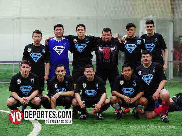 Superman contra Campo Hermoso final inédita en la Liga San Francisco