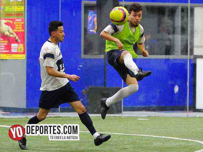 UNAM-Pumas Floresta-Liga 5 de Mayo Indoor Soccer Chicago