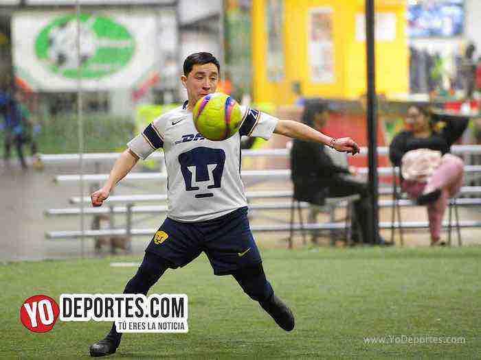 UNAM-Pumas Floresta-Liga 5 de Mayo Soccer