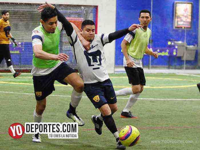 UNAM-Pumas Floresta-Liga 5 de Mayo Soccer League