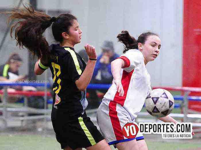 United llega a la final de AKD Premier Academy Soccer League