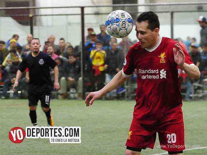 Valle de Guadalupe-Liverpol-Liga Latinoamericana-veteranos indoor