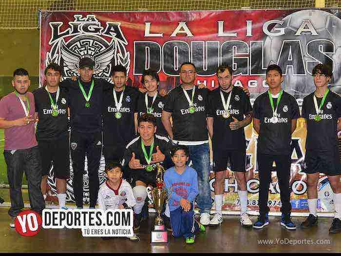 Veracruz-Liga Douglas