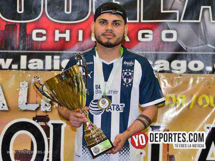 Victor Sandoval dirigente Deportivo Teloloapan-Los Compas-Liga Douglas