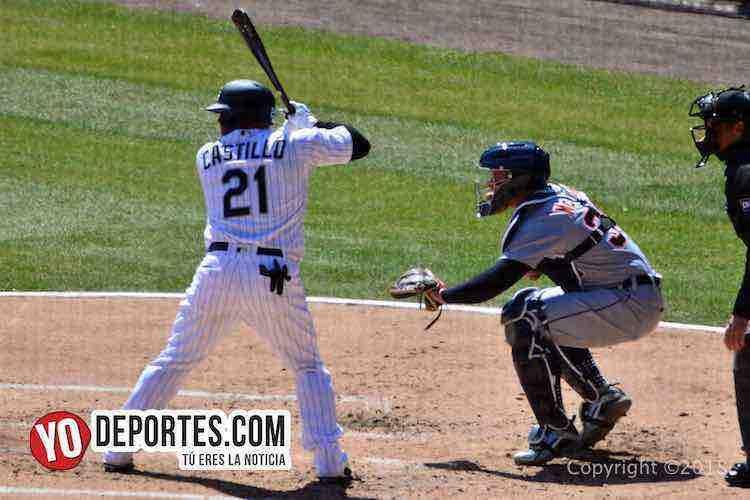 Welington Castillo-White Sox-Detroit Tigres