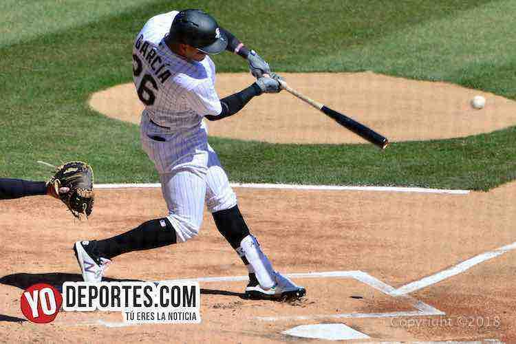 White Sox-Detroit Tigres-Avisail Garcia