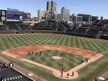 Cachorros de Chicago se despiden ganando a sus rivales Cardenales de San Luis