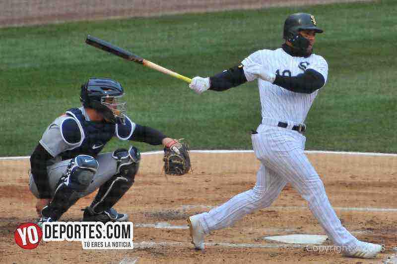 Yoan Moncada-White Sox-Tigres Detroit-Opening Day