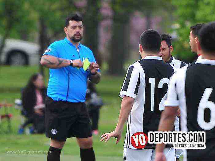 Arbitro Francisco Paco Castro-Gallos Rojos-Porto Alegre-Liga Douglas