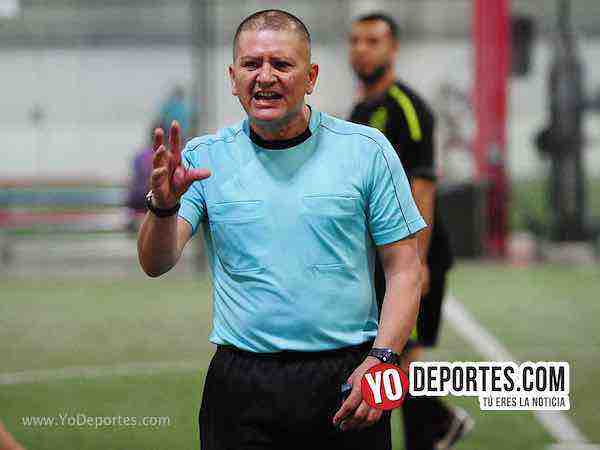 Arbitro Jesse Aguirre-Ciudad Hidalgo-Legenz-Liga Latinoamericana