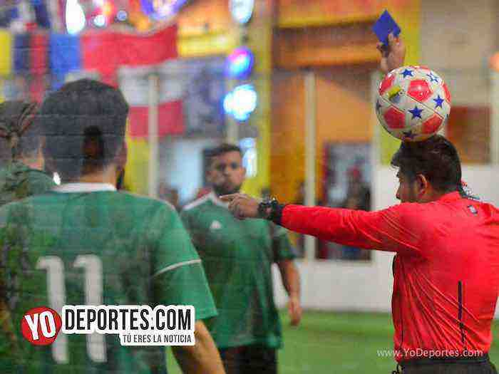 Arbitro Marco Garrido-Michoacan-Deportivo El Sauz-Chitown Futbol veteranos
