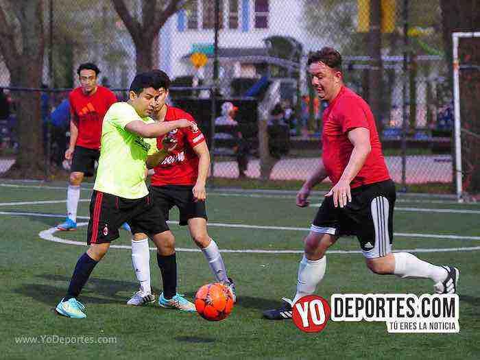 Bayern-Barcelona Illinois International Soccer League Pottawottomie Park
