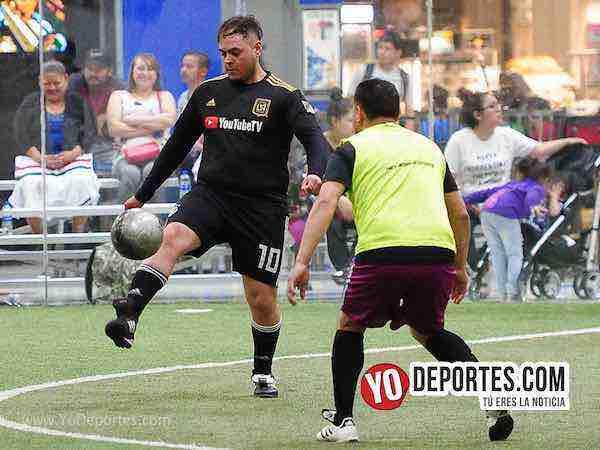 Ciudad Hidalgo-Legenz-Liga Latinoamericana chicago indoor soccer