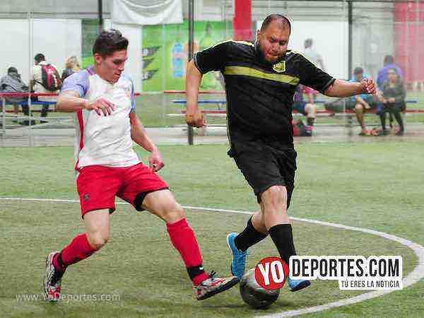 Ciudad Hidalgo golea a los Legendz en la Liga Latinoamericana