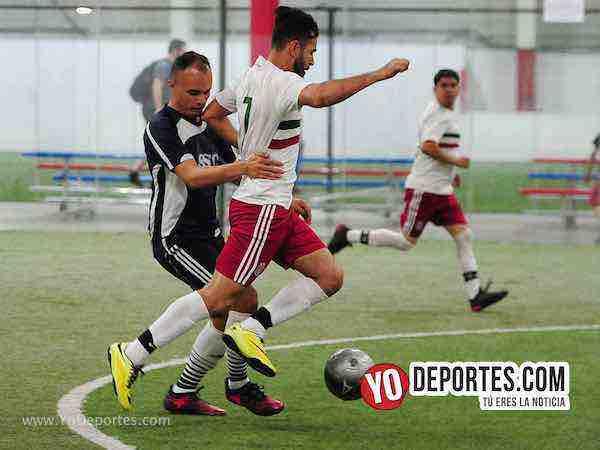 Ciudad Hidalgo-Legenz-Liga Latinoamericana futbol indoor