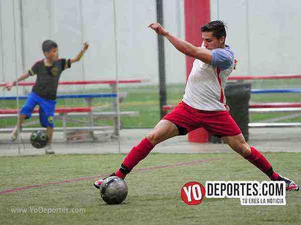 Ciudad Hidalgo-Legenz-Liga Latinoamericana futbol rapido en chicago
