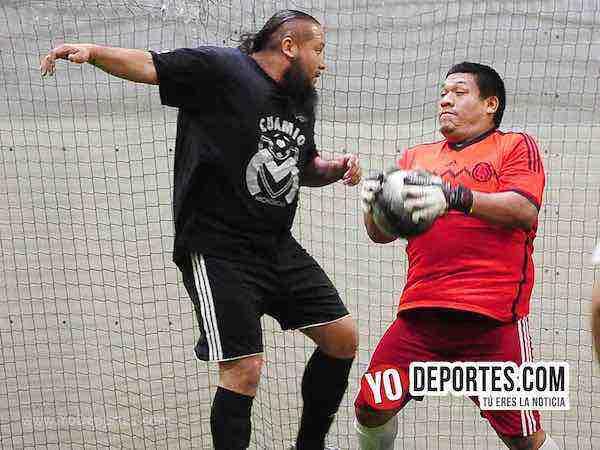 Ciudad Hidalgo-Legenz-Liga Latinoamericana portero