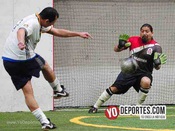 Ciudad Hidalgo-Legenz-Liga Latinoamericana soccer league