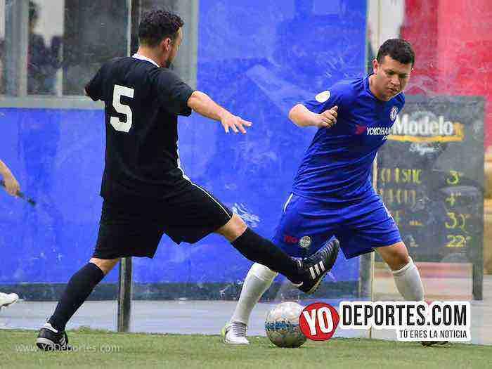 Cruz Azul-Deportivo Azteca Jr-Liga Latinoamericana futbol soccer