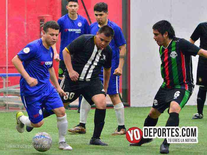 Cruz Azul se lleva tres valiosos puntos al derrotar al Deportivo Azteca Jr.