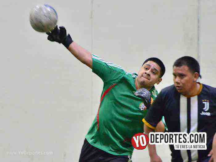 Cruz Azul-Deportivo Azteca Jr-Liga Latinoamericana portero