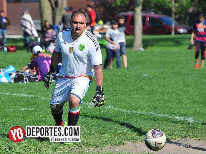 Douglas Boys-Deportivo Hidalgo Liga Douglas portero
