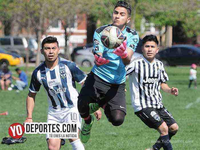 Douglas Boys-Deportivo Hidalgo Liga Douglas soccer league
