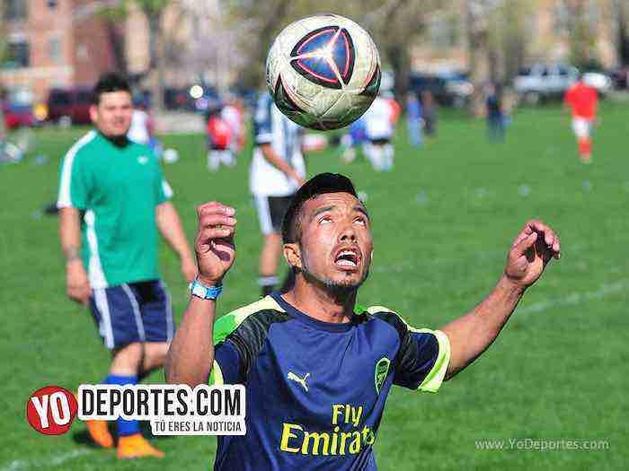 Douglas Boys contra Deportivo Hidalgo Liga Douglas