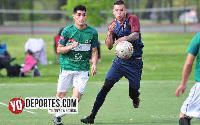 Estrella Blanca-Real Tilza-Liga Douglas Chicago Soccer