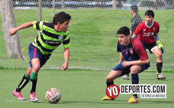 Estrella Blanca-Real Tilza-Liga Douglas Futbol Soccer Chicago