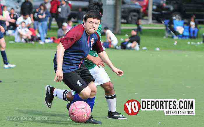 Estrella Blanca-Real Tilza-Liga Douglas Soccer League