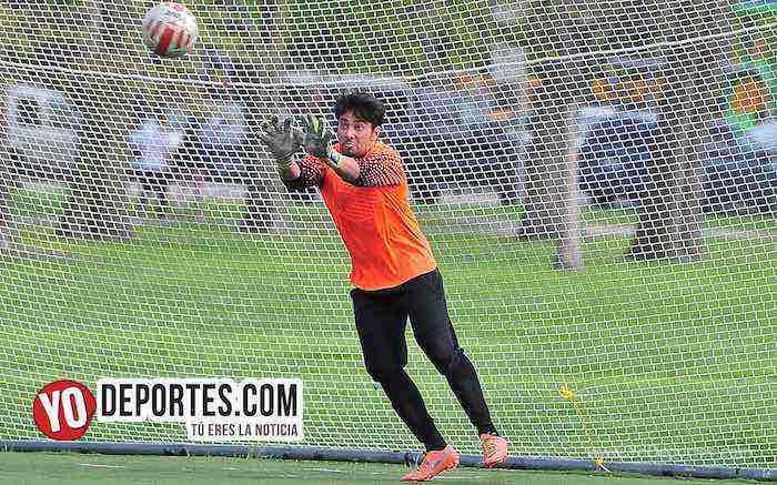 Estrella Blanca-Real Tilza-Liga Douglas portero