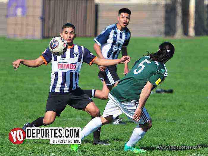 Futbol Douglas Boys-Deportivo Hidalgo Liga Douglas