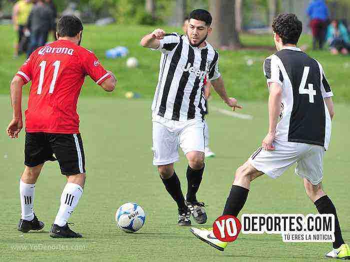 Gallos Rojos-Porto Alegre-Liga Douglas Soccer Chicago