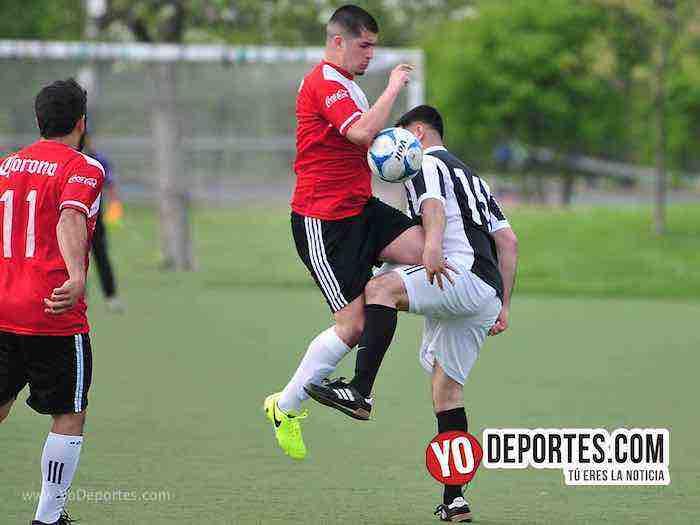 Gallos Rojos-Porto Alegre-Liga Douglas soccer league