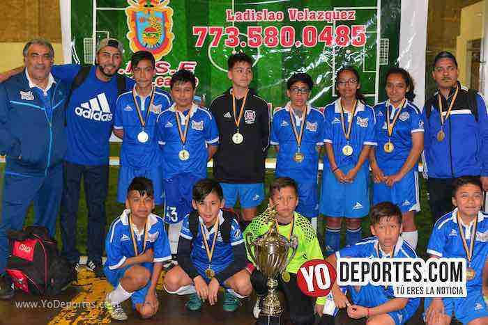 Vuelan alto los Halcones y ganan la final por penales en Guerrerense Soccer League