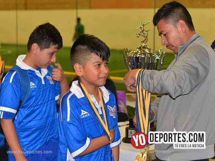 Halcones-Leones-Guerrerense Socer League Campeones