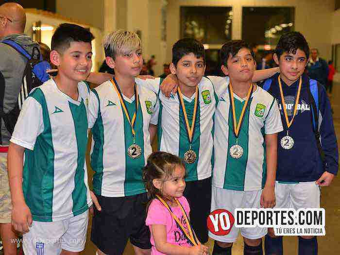 Halcones-Leones-Guerrerense Socer League Chicago Kids Soccer