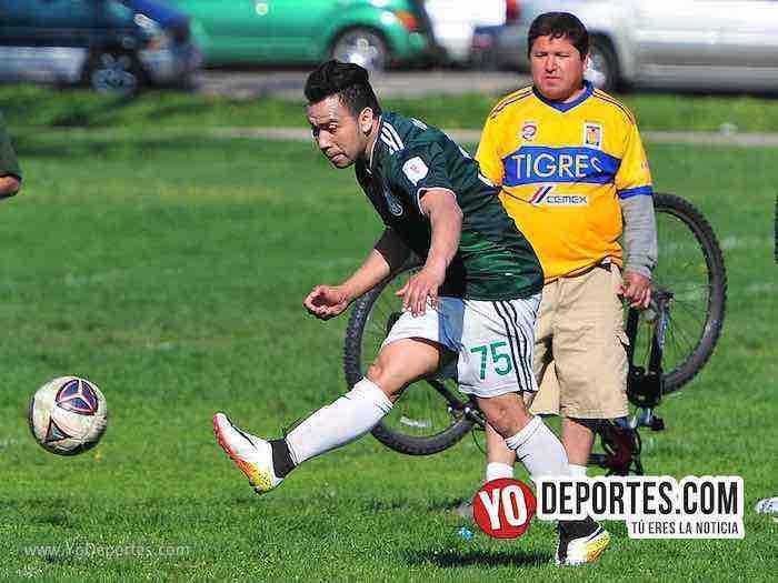 Jesus Rivera-Douglas Boys-Deportivo Hidalgo-Liga Douglas