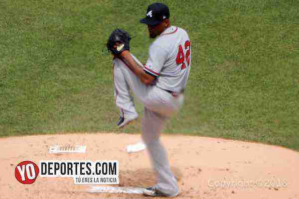 Julio Theran-Chicago Cubs-Atlanta Bravos