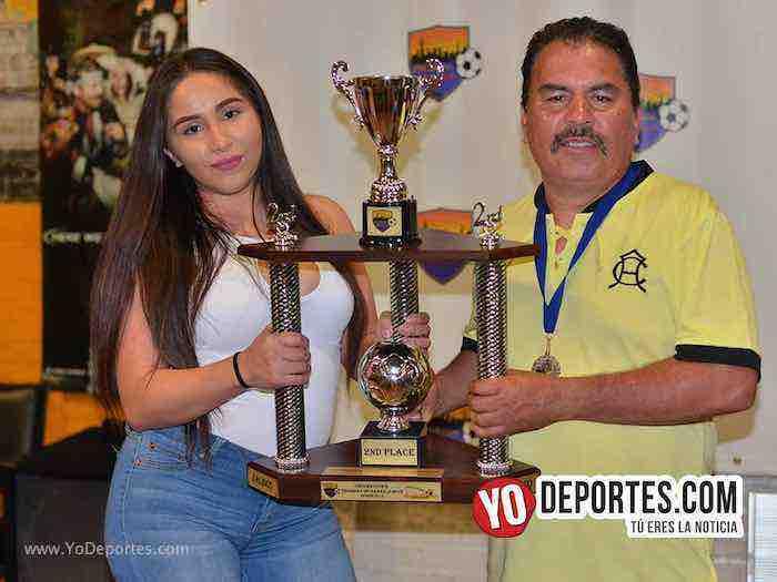 Kathy Lomes-Monarcas-Jalisco-Chitown Futbol veteranos
