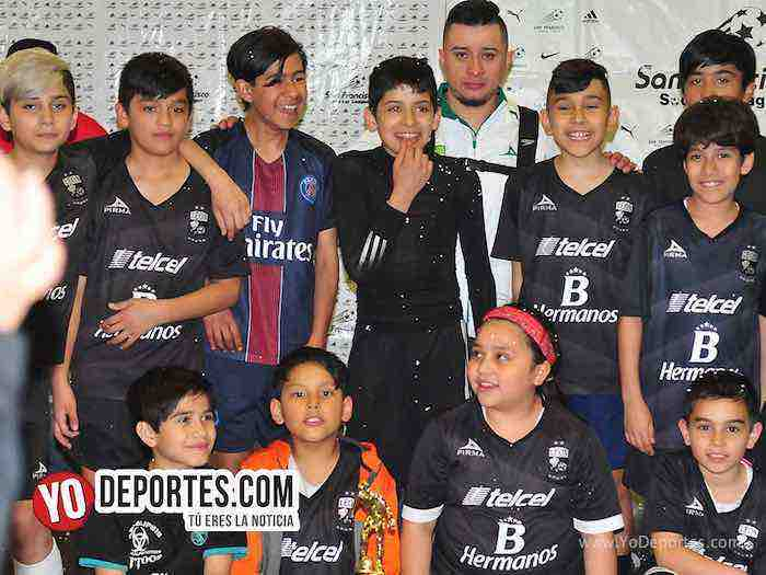 Liga San Francisco-Finales indoor soccer Chicago