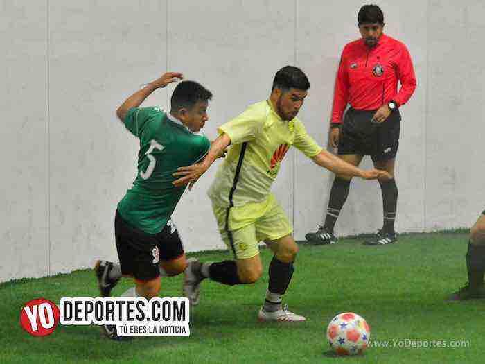 Michoacan-Deportivo El Sauz-Chitown Futbol veteranos final