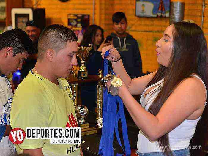 Michoacan-Deportivo El Sauz-Chitown Futbol veteranos indoor