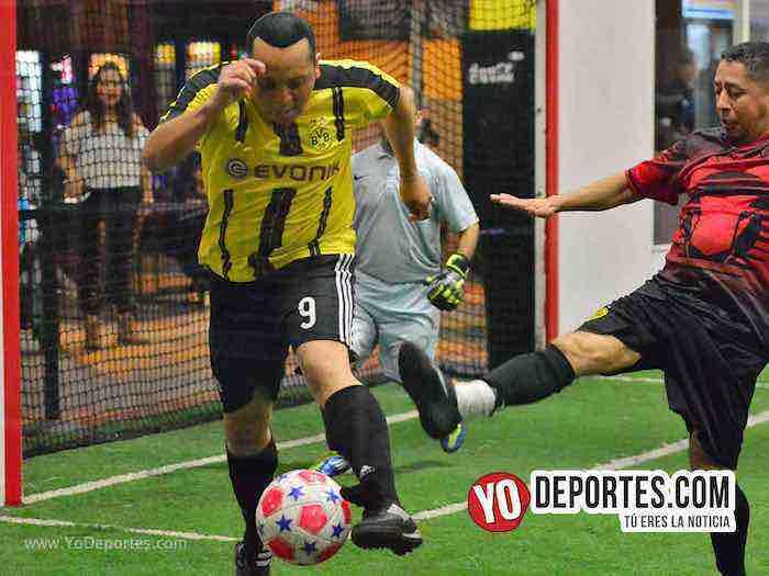 Monarcas-Jalisco-Chitown Futbol veteranos Jorge Gogo Gonzalez-