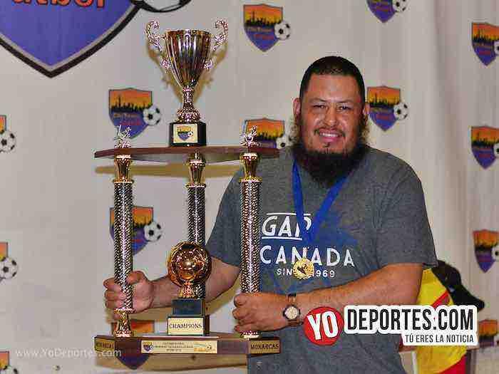 Monarcas-Jalisco-Chitown Futbol veteranos final veteranos
