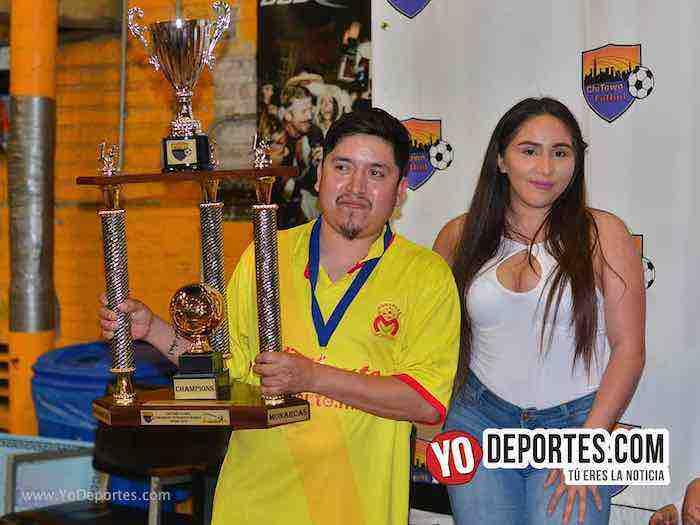 Monarcas-Jalisco-Chitown Futbol veteranos jueves final